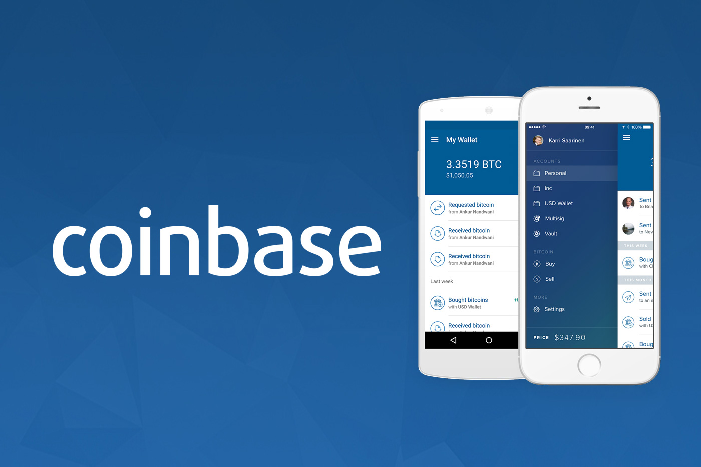 Coinbase Verified Account